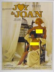 Joy And Joan Filmplakat Brigitte Lahaie Isabelle Solar Filmvz Portal